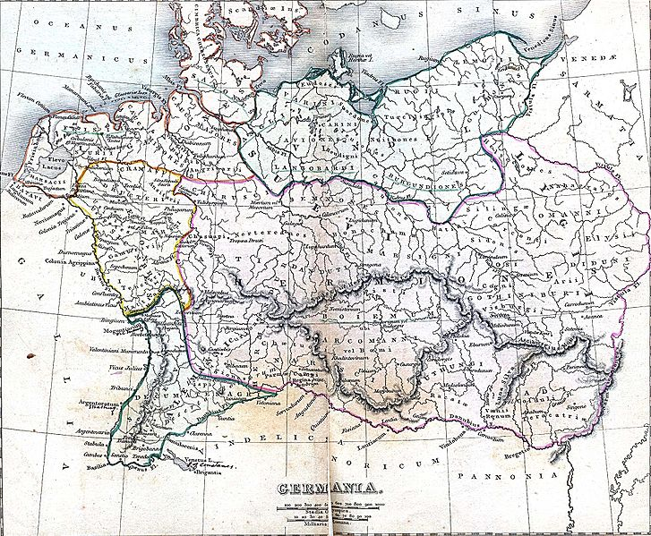 Wikipedia: Magna Germania