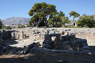 Tylissos Place in Greece