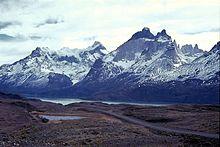 Torres del Paine Range