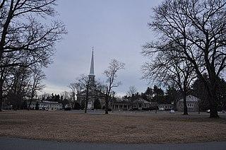 West Parish Center District United States historic place