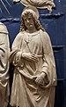 Andrea della robbia, madonna col bambino tra i ss. bartolomeo e longino, dalla cappella delle carceri nel palazzo pubblico di montepulciano 04.jpg