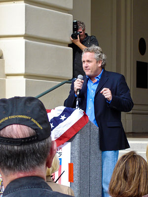 English: Andrew Breitbart - Reminding us all t...