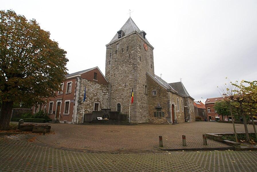 Andrimont (United Kingdom): Sainte Laurence's Church