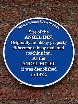 Angel inn (peterborough)