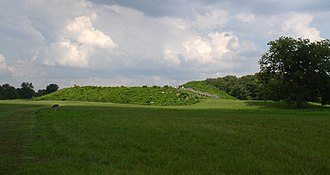 Indiana - Angel Mounds State Historic Site was one of the northernmost Mississippian culture settlements, occupied from 1100 CE to 1450 CE.