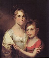 Anna and Margaretta Peale