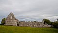 Annaghdown Abbey of St. Mary de Portu Patrum West Range 2010 09 12.jpg