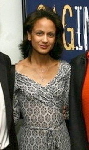 Anne-Marie Johnson - Johnson in 2006