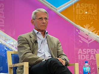 Anthony S. Fauci - Fauci at a conference in 2015
