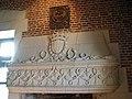 Antichambre de la cordelière, cheminée, château d'Amboise.JPG