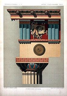 Antike Polychromie Wikipedia