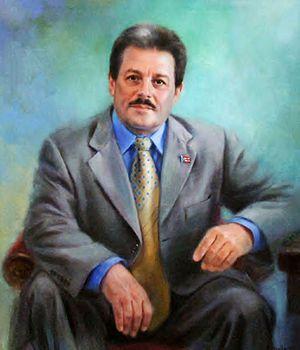 Tony Fas Alzamora - Image: Antonio Fas Alzamora