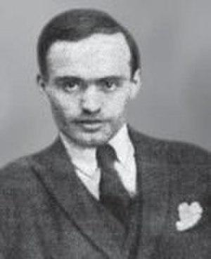Antun Branko Šimić - Image: Antun branko Šimić