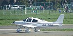 Antwerp Cirrus SR20 GR6 OO-CBB 03.jpg
