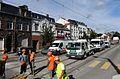 Anzin & Valenciennes - Travaux de raccordement des lignes A & B du tramway de Valenciennes à la Croix d'Anzin le 13 août 2013 (23).JPG