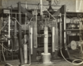 Apparatus for investigating the Phase Rule of an iron-nitrogen system 9p290969x.tif