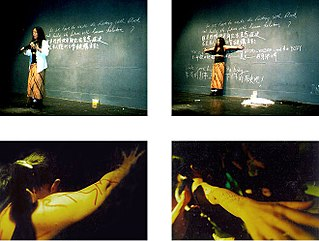 Arahmaiani Indonesian artist