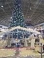 Arbol de Navidad y Nacimiento en Terminal Central de Autobuses CAPU Puebla 04.jpg