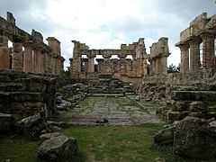 Archaeological Site of Cyrene-109024