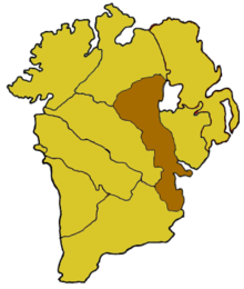 The Archdiocese of Armagh within the Province of Armagh