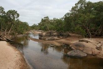 Archer River, Queensland - Archer River, 2011