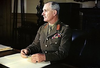 American-British-Dutch-Australian Command - General Sir Archibald Wavell.