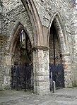 Archways inside Holyrood Church, Southampton.jpg