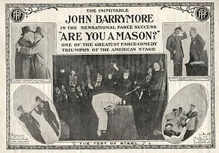 <i>Are You a Mason?</i> (1915 film)