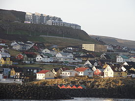 Argir Faroe Islands in January 2010.jpg