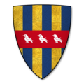 Armorial Bearings of the CLANBOWE (Clanvow, or Clavinogh) family of Hergest, Kington, Herefs.png