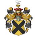 Arms of Botetourt, Barons Botetourt.png