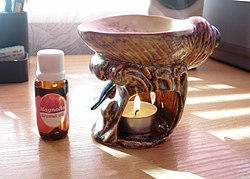 Essential Oil Lamp