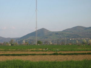 Donje Moštre transmitter - Moštre transmitter