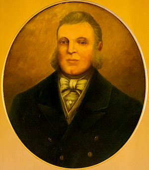 Country Party (Rhode Island) - Arthur Fenner, an anti-federalist, served as Governor for 15 years