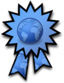 Article blue with a globe icon.png