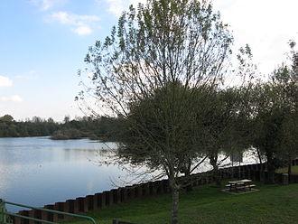 Artix, Pyrénées-Atlantiques - Artix Lake