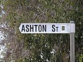 Ashton Street Sign, Temora, NSW.jpg