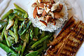 Asparagus, rice, chopped nuts (3863093404).jpg