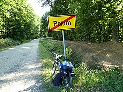 At Polum - bicycle tour from Szigetvár (HUN) to Zagreb (CRO) and return - panoramio.jpg