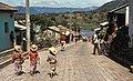 Atitlan Guatemala 1980 - Tres Niños.jpg