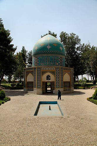 Nishapur - Attar of Nishapur Mausoleum