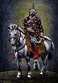 Tulipán Tamás Atyla rex c. festménye jó példa a hun kori Attila király kultuszára