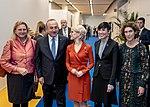 Außenministerin Karin Kneissl beim OSZE Ministerrat Milan (32384849308).jpg