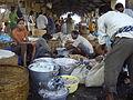 Auctioning of fish at 'Sassoon Dock' in Mumbai..JPG