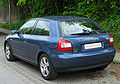 Audi A3 I 1.9 TDI Facelift rear 20100509.jpg