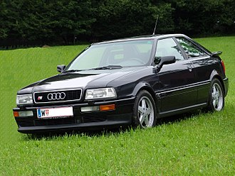 "Audi S and RS models - Audi S2, the original Audi ""S"" car, produced from 1990 — 1994"