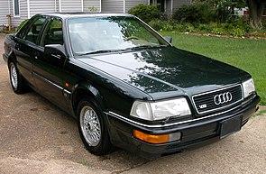 1991 Audi V8 Quattro Specs