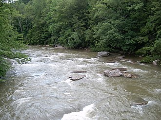 Audra State Park - Middle Fork River