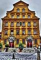 Augsburg, Fassade der Historische Stadtmetzgerei (LR5.3) (11577320896).jpg