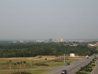 Augusta metropolitan area - Augusta is the principal city of the metropolitan area